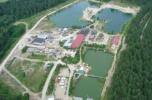 Posiadłość 10 ha rekreacyjna w lesie ze stawami i prawem zabudowy