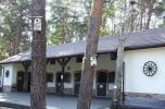 Posiadłość - stadnina o powierzchni 8690 m2 z domem, stajnią i domkami rekreacyjnymi
