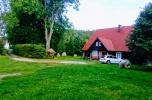 Posiadłość w Borach Tucholskich z dworkiem chłopskim
