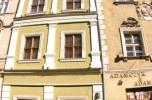 Poznań ul. Wrocławska przy Rynku