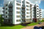 Projekt deweloperski pum 3500 projekt + pozwolenie, blok mieszkalny Jaworzno