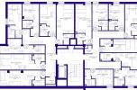 Prywatny akademik / hotel - 90 pokoi - 132 łóżka