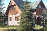Siedlisko na Warmii / dom z bala z działką, np. na agroturystykę