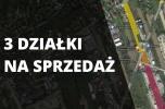 Sprzedam 3 działki w Myślenicach - działki pod Krakowem