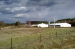 Sprzedam 4 hale, ziemia o łącznej powierzchni 7 hektarów