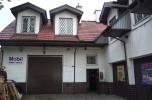 Sprzedam budynek usługowy 400m2 + budynek mieszkalny 200m2 Warszawa