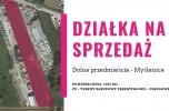 Sprzedam działkę pod Krakowem o pow. 6051 m2. Działka w Myślenicach na sprzedaż.