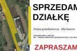 Sprzedam działkę w Myślenicach o pow. 4580 m2. Działka pod Krakowem