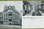 Sprzedam historyczny zespół kamienic w Centrum Zielonej Góry pod Hotel