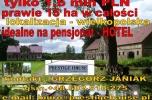 Sprzedam pałacyk na pensjonat, hotel Wielkopolska