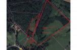 Sprzedam ziemię rolna klasa V,VI z lasem 5 hektarów