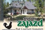 Stylowy zajazd pod Czarnym Kogutem w Bieszczadach sprzedam