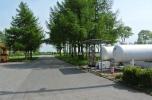 Świecie, DW 239, stacja paliw i rozlewnia gazu propan butan na działce 1,5ha