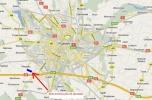 Teren AG 500m od zjazdu A2 w Poznaniu