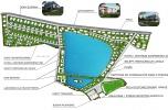 Teren inwestycyjny. Cena za m2 terenu budowlanego wynosi 30 zł/m2 Netto.
