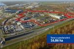 Teren przemysłowy w Gliwicach przy węźle Sośnica