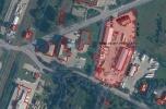 Utwardzony plac Olsztynek + biuro + magazyn + waga + warsztat, 500m do stacji kolejowej, 3,5km do S7