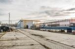 W pełni utwardzony teren przemysłowy