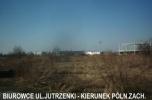 Warszawa-Włochy (Salomea), trasy S8/S2, teren narożny 1930m2