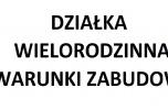 Wielorodzinna z WZ 2075m + 2450m
