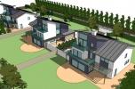 Wilanów - duża działka budowlana 13000 m2, zabudowa bliźniacza lub usługi o niskiej intensywności