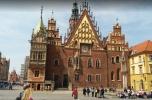 Wrocław - kamienica w centrum