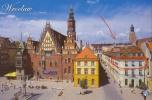 Wrocław wynajmę lokal biurowy 100mkw w Rynku