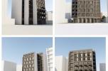 Zabudowana działka z projektem apart hotel Centrum