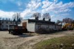 Zabudowany teren przemysłowy