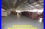 Zagórki k.Chojnice -hale produkcyjne na sprzedaż