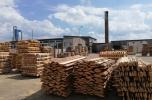 Zakład produkcji palet drewnianych