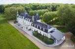 Zamek Chateau de Bois Renault nad Loarą we Francji