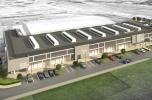 Żary gotowy projekt CH z pozwoleniem na budowę między Kaufland a Tesco